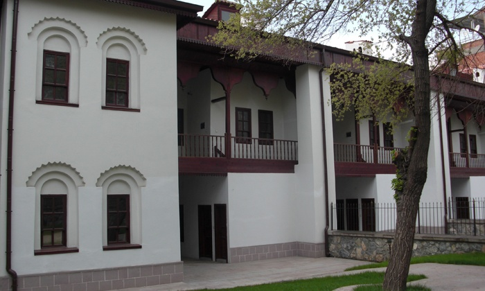 Beşkonaklar Etnografya Müzesi - Malatya.com